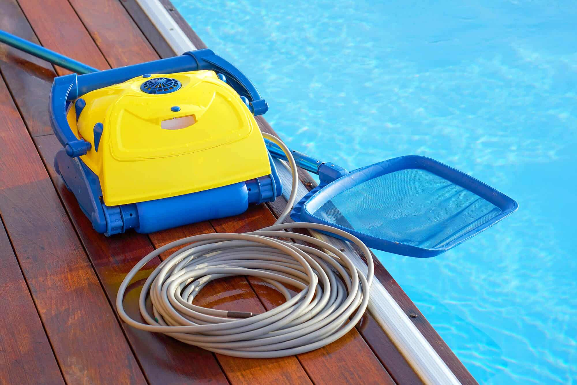 best above-ground pool vacuum