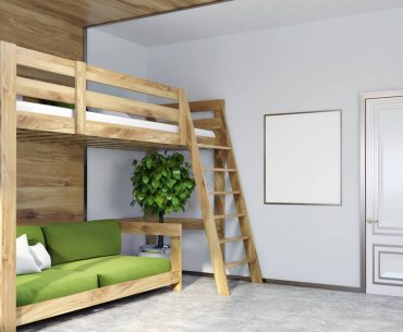loft beds is cool and safe