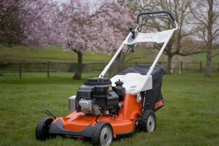 STIHL mower