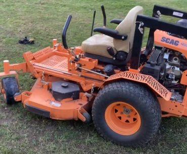 scag mower
