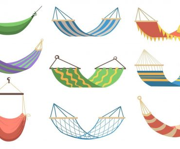 colorful-hammocks-of-different-types